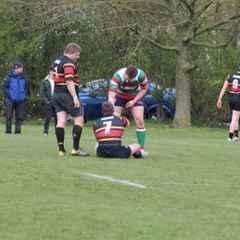 Lutterworth RFC v West Bridgford RFC - Midlands 2 Play Off
