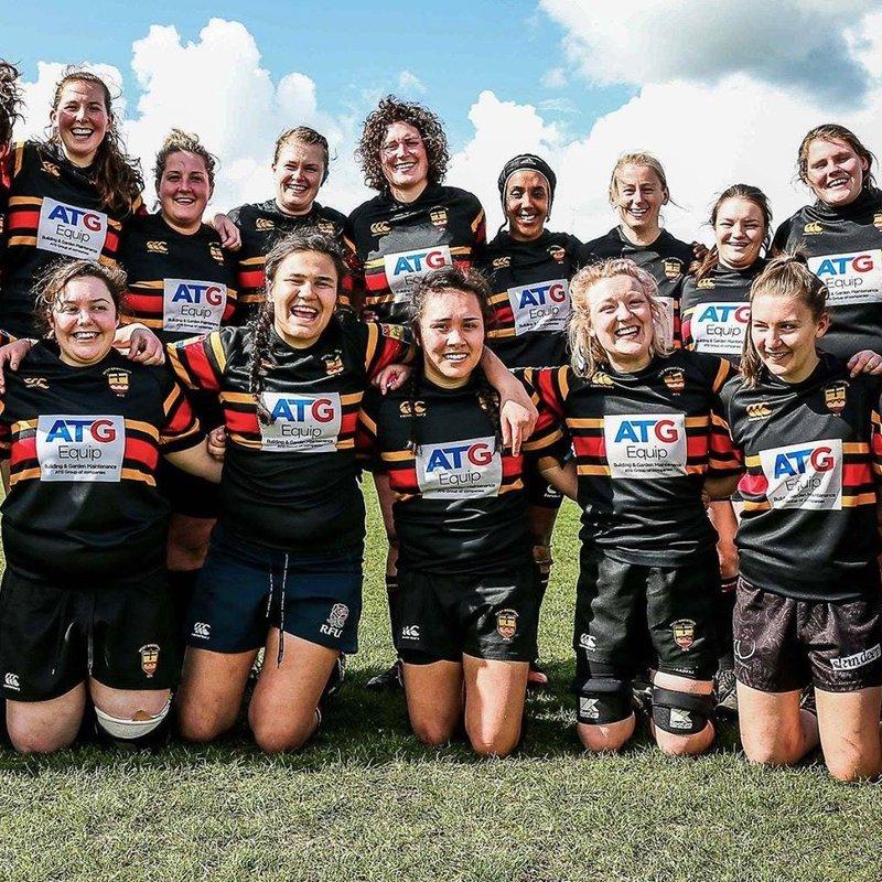 Ladies 1st XV lose to Eccles Ladies 19 - 12