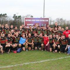 Promotion day v Southwell RFC