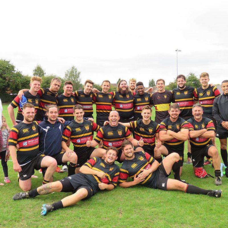 3rd XV beat East Retford RFC 57 - 14