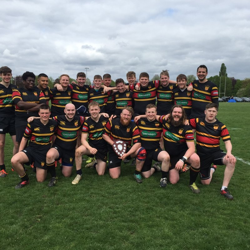 Victory for 3rd XV at Nottinghamshire RFU Finals Day