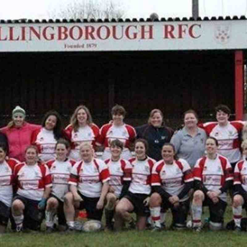 Wellingborough Ladies - Team Photos