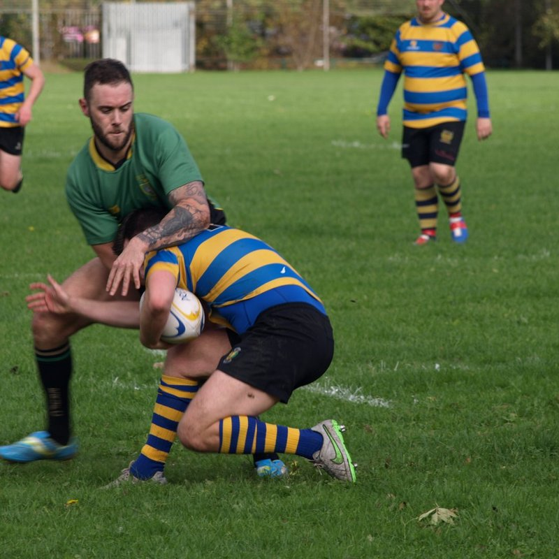 Eccleshall 1XV secure top spot in Mids 4WN with a convincing victory over essington
