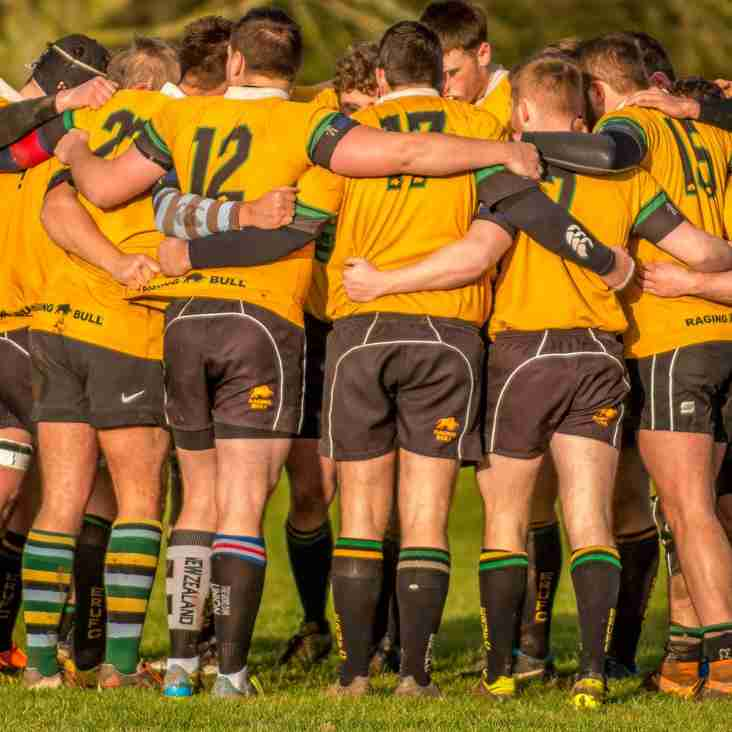 Owen Cup - Sunday May 6th @ Leek RUFC Supporters Bus