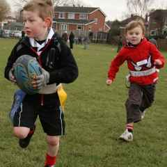 Mini Junior Rugby Returns Sunday 4th September