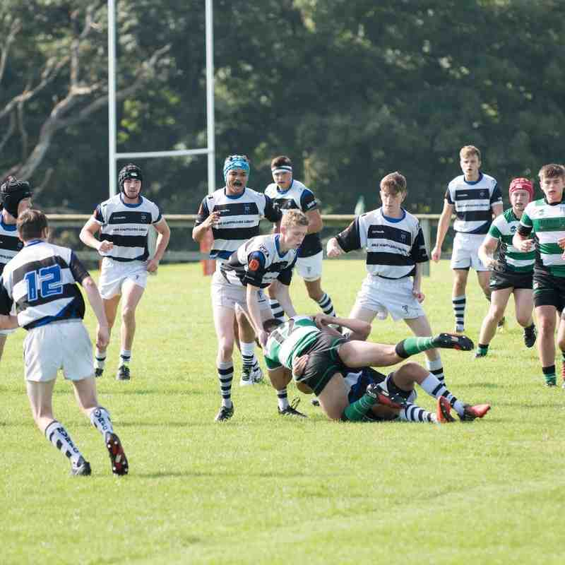 Trafford MV v Lymm Senior Colts Sept 2016