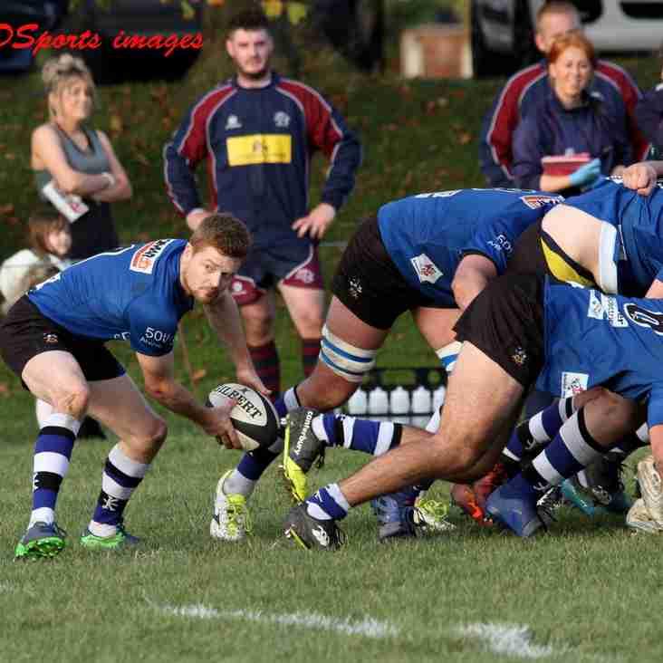 Saturday Team v Ashby