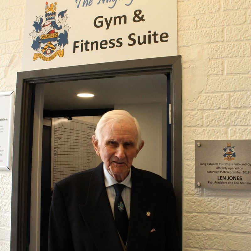 Long Eaton Rugby Celebrates Grand Opening of New Gym