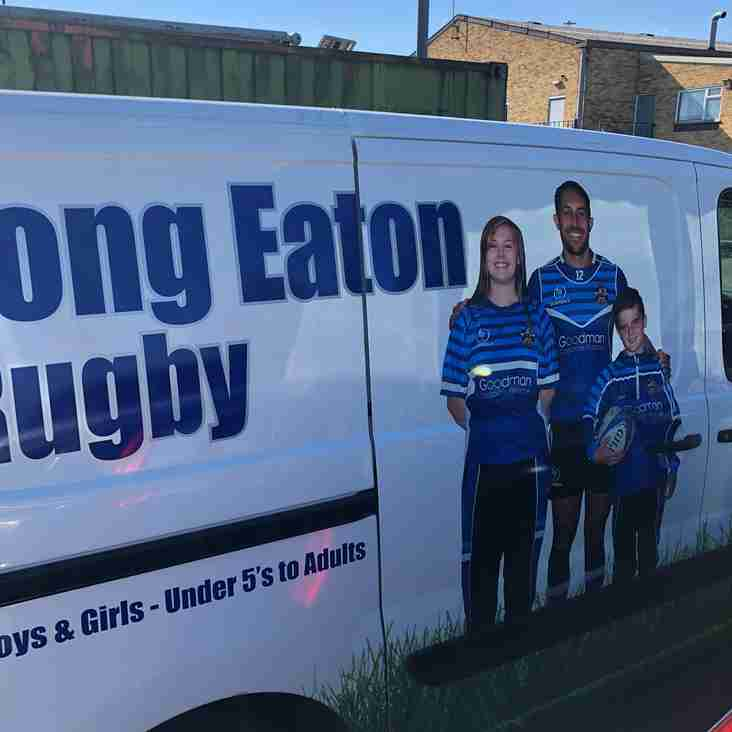 Vehicle Revamp for Long Eaton Rugby