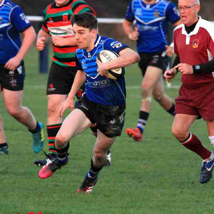 Bonus Point Win for Long Eaton Rugby