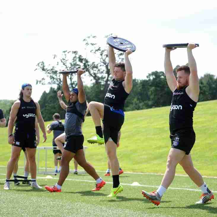 Pre-Season Training and Dates Announced