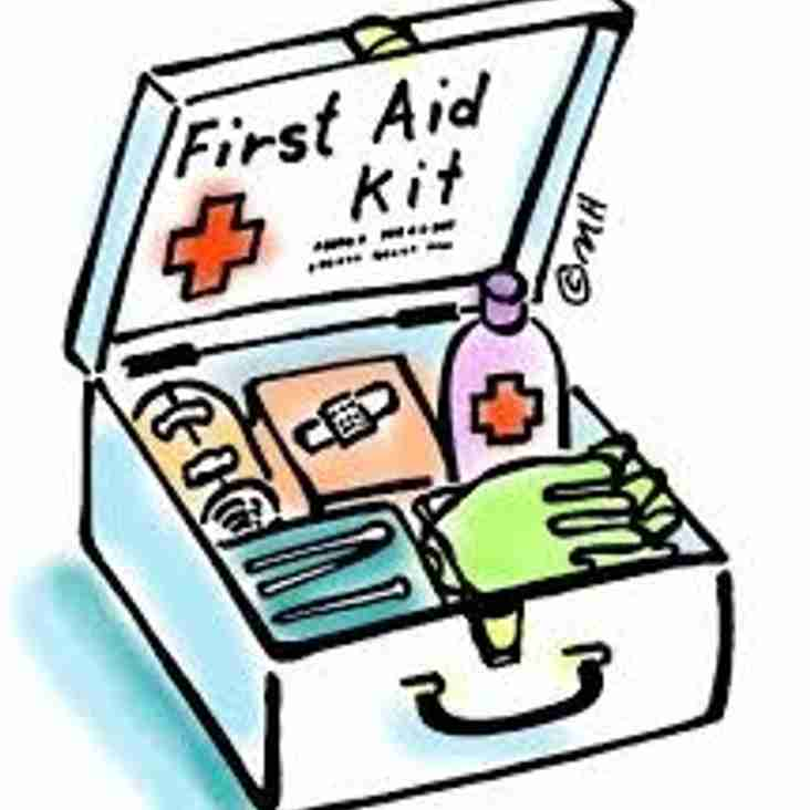 Maldon RFC -  Emergency First Aid in Rugby Course