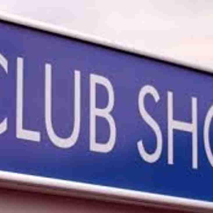 MMY Shop arrangements 2016-17 Season