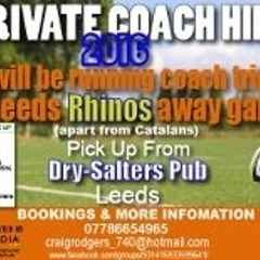 Rhinos away games 2016