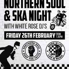Northern Soul & Ska Night