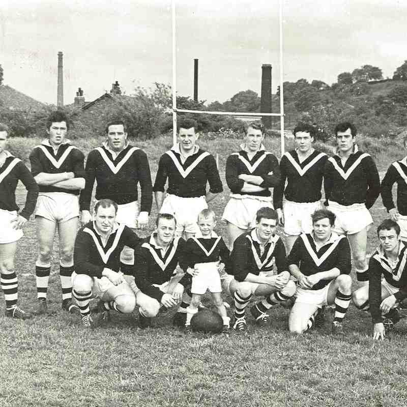 Bus Vale Final around 1967