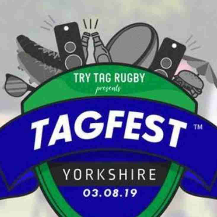 Yorkshire TagFest 2019