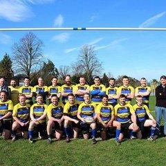Cheltenham Saracens 2nd XV 16/17