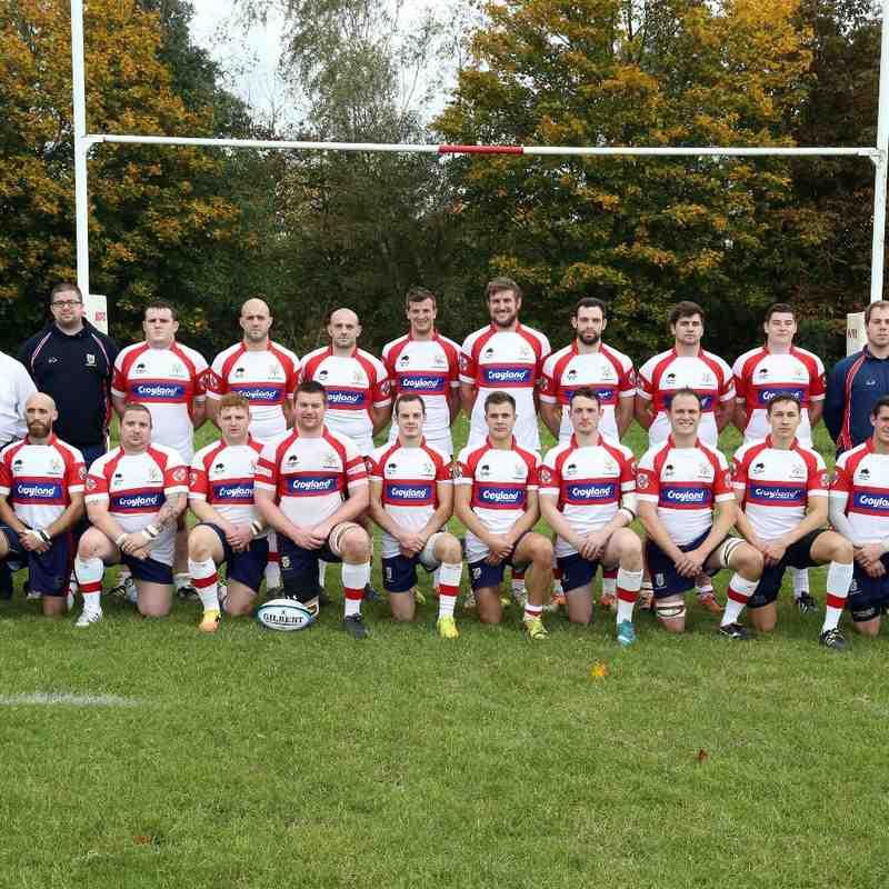 1st team 2014/15