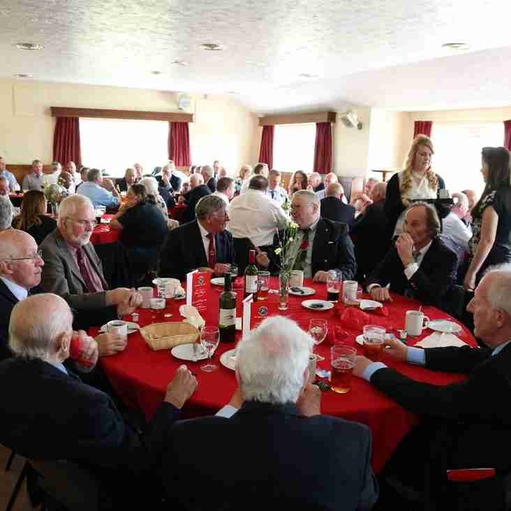 VP's lunch Saturday 3rd February 2018
