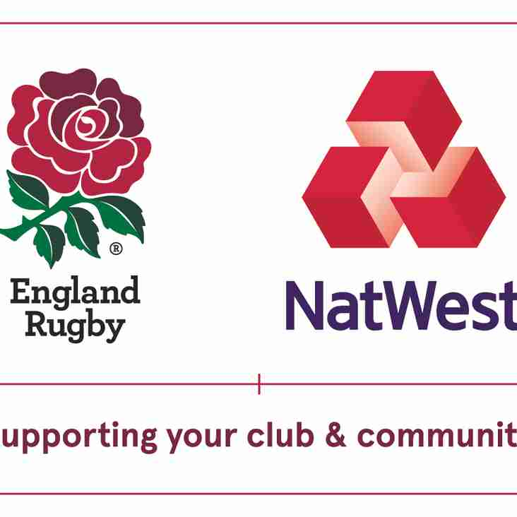 NatWest RugbyForce Club Work Days