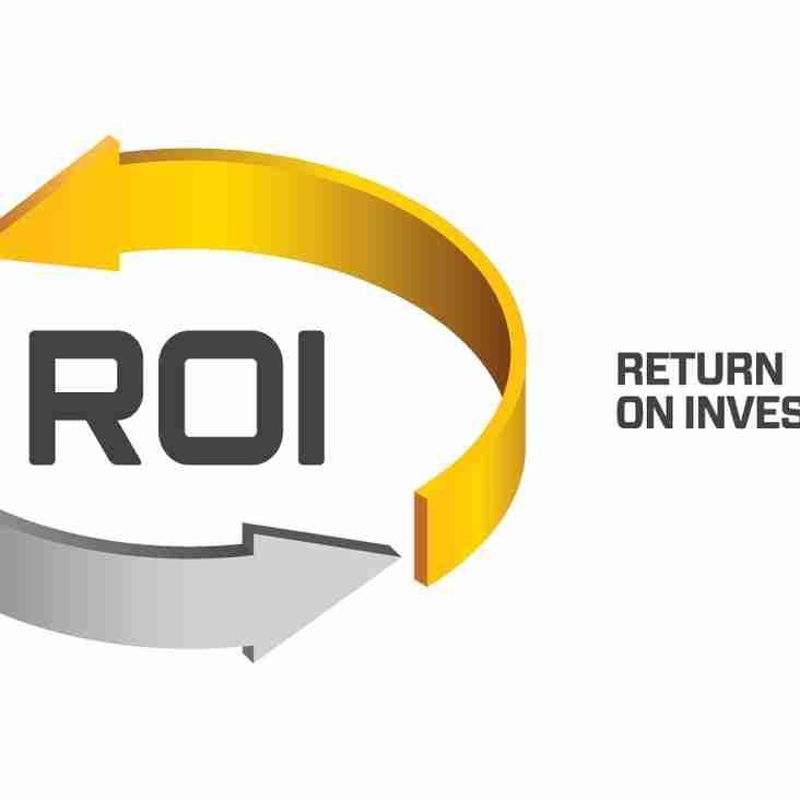 Return On Investment Ltd (ROI) Continues Ladies Team Sponsorship