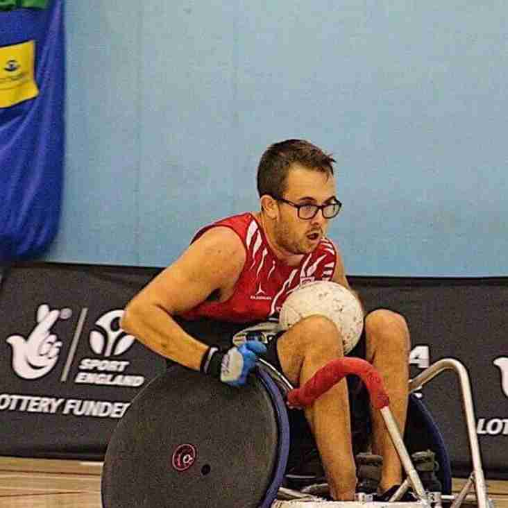 Crewe and Nantwich RUFC Calling On Support To Help Former Player Achieve His GB Dream!