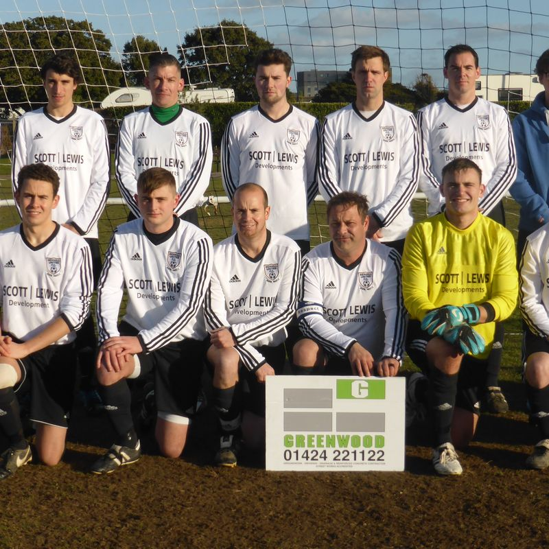 2nd Team beat Little Common FC 0 - 1