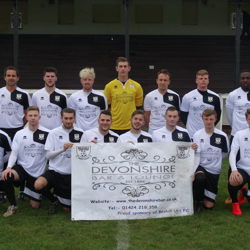 Bexhill FC 1 - 1 Billingshurst FC