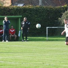Storrington Away 28-10-17