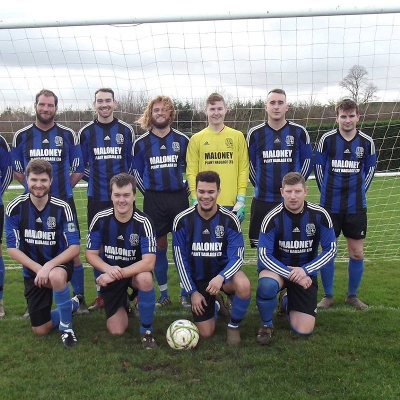 FIRST TEAM lose to Moulton 1 - 2
