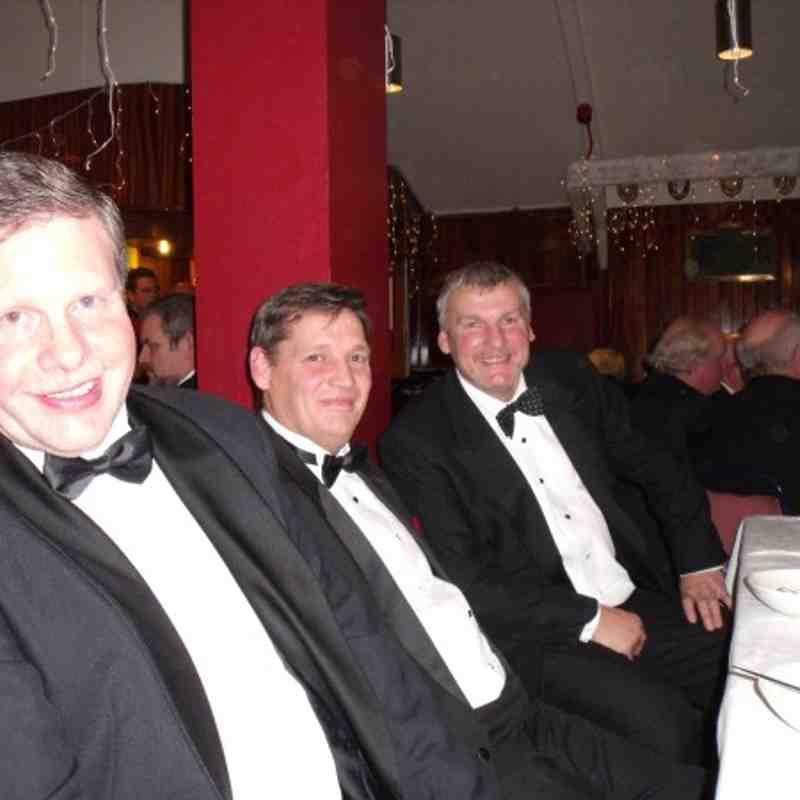 Gentlemens evening November 2009