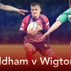 Oldham v Wigton - 10/09/16 - www.timabram.co.uk