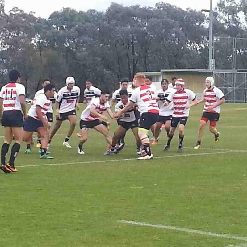 U16s Trip to Canberra