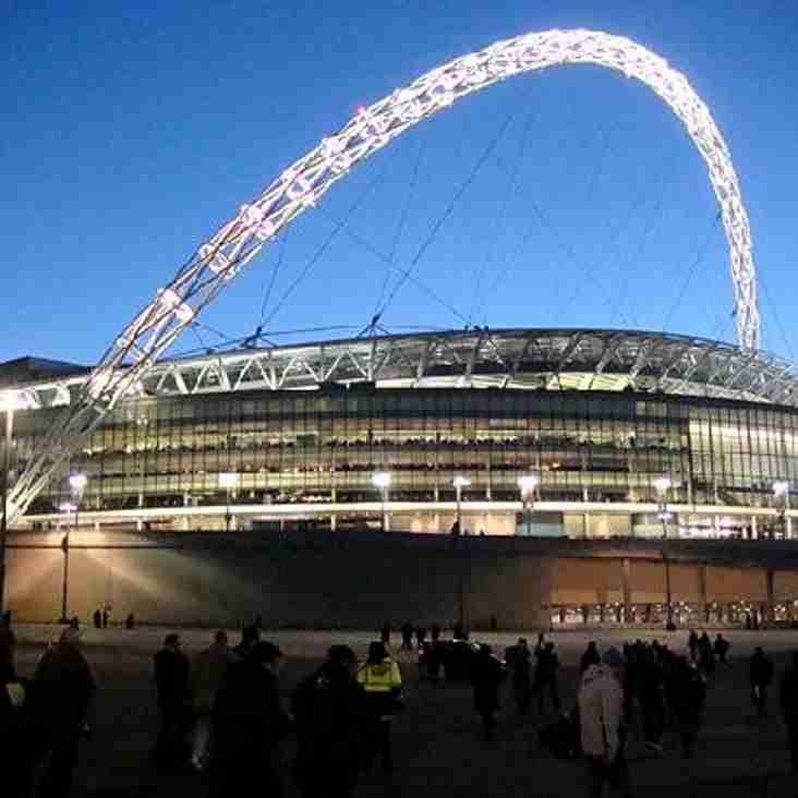 FINAL CALL = A Day At Wembley & The National Non League Finals Day