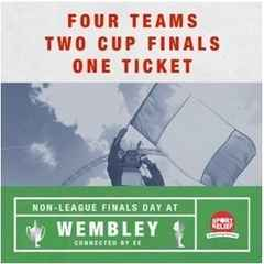 FINAL CALL - THE FA NON-LEAGUE FINALS DAY