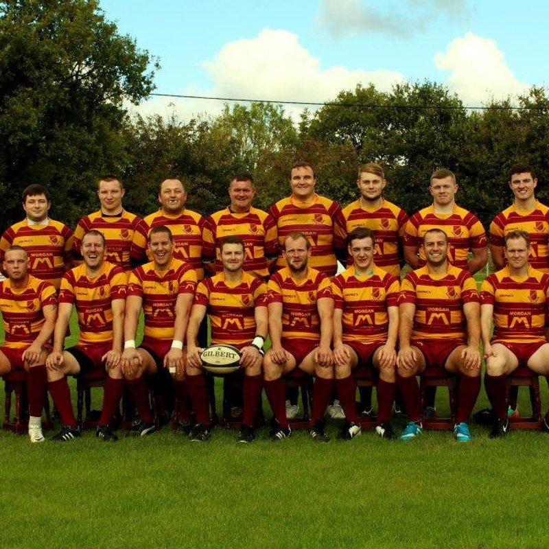 1st XV away to Oxton Parkonians