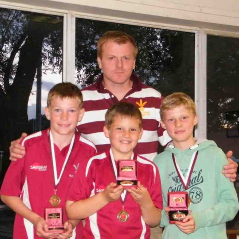 U11 Awards Night