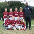 U9 vs Lee Allison Football Academy