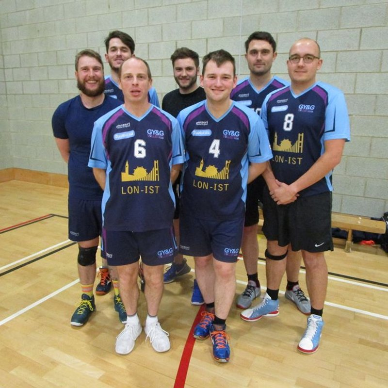 Men's First Team lose to Pirates VC 3 - 0