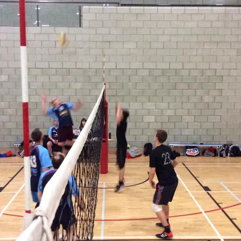 New GYG Volleyball Academy!