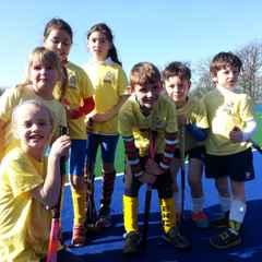 Junior trophy finals at Saffrons this Sunday!