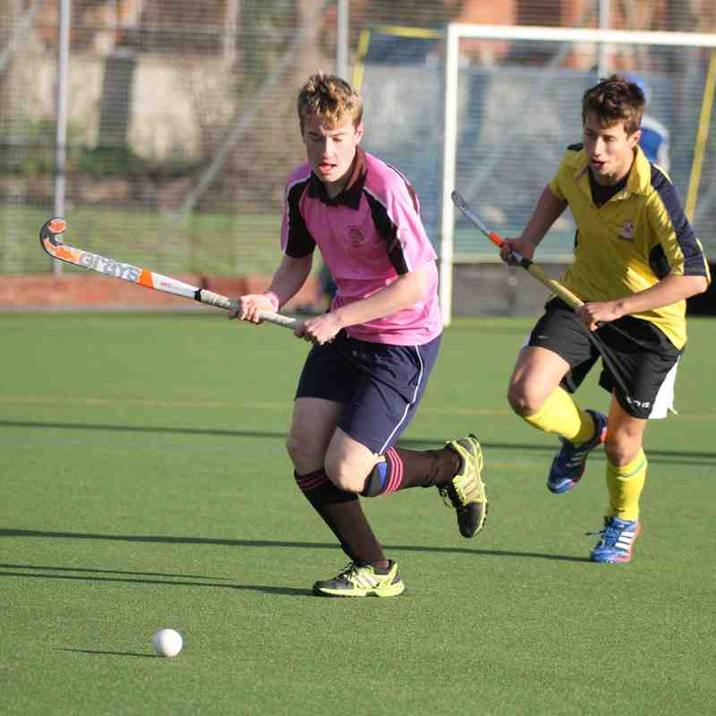Under 18s v Teddington 22/11/2015