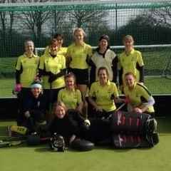 Eastbourne Ladies 3's crowned Champions!