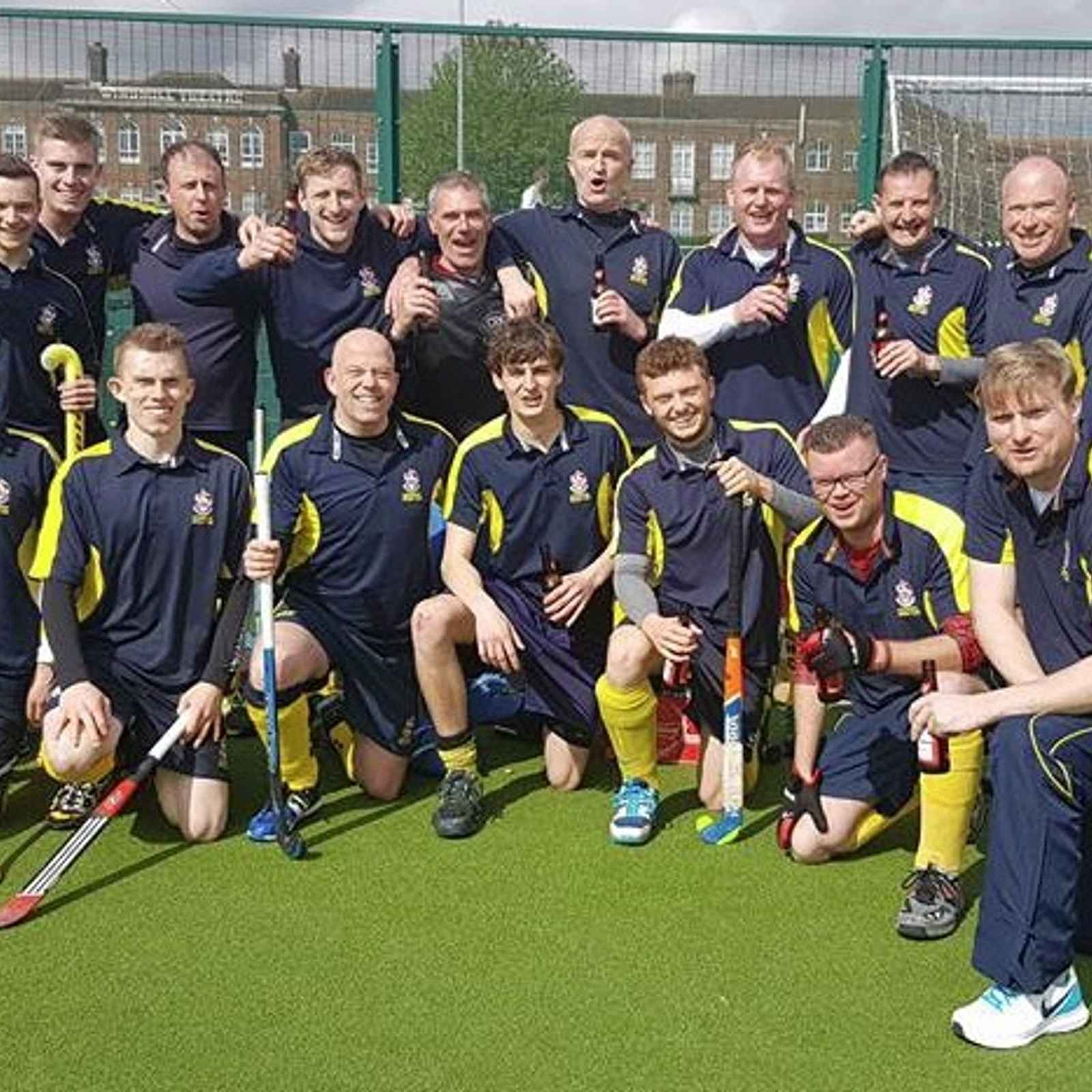Mighty Fours make 4s cup final for second year in a row!