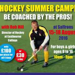 HOCKEY SUMMER CAMP RETURNS!