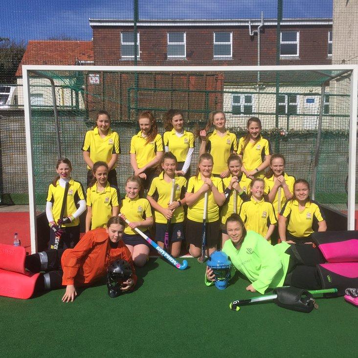 Eastbourne Girls secure Sussex League Title<