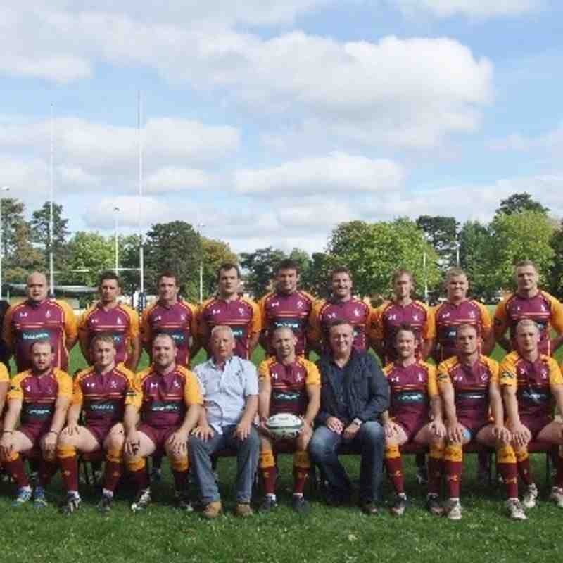1st XV Team Photos