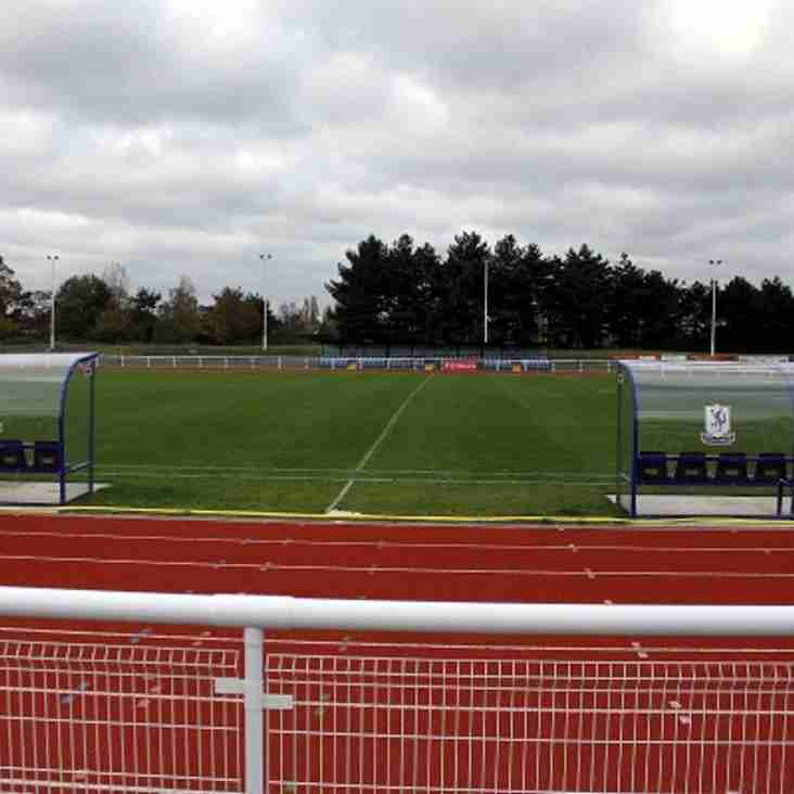 Don't Forget - TODAY!!! - Enfield Town Ladies Turn 30 - Charity Match