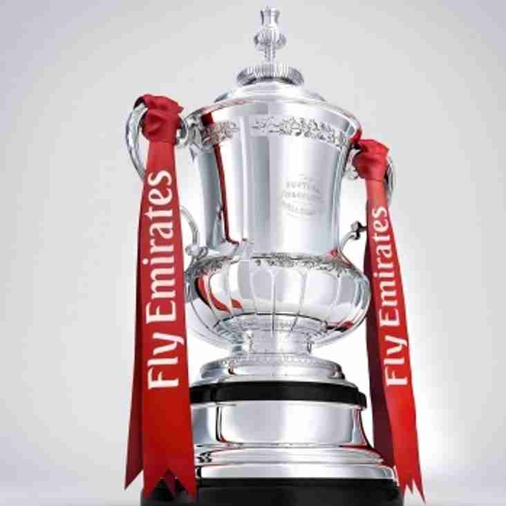 FA Cup 4th Round Qualifying Draw